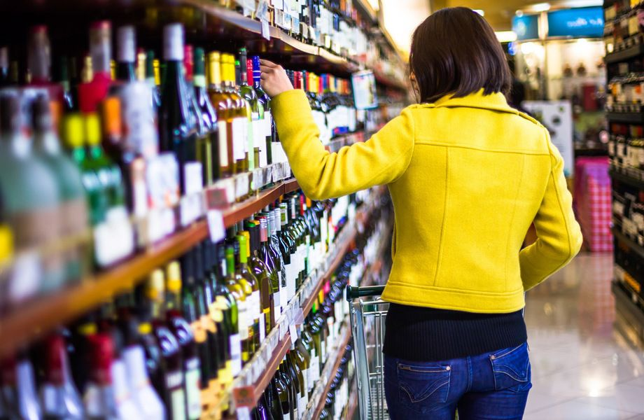 Сеть продуктовых магазинов с алколицензией/ 15 лет работы