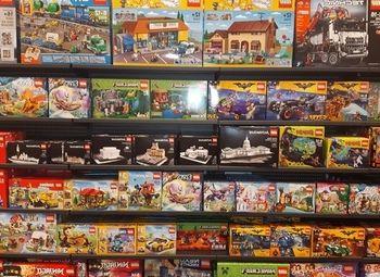 Сеть магазинов детского ассортимента (без конкурентов)
