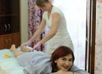 СПА-салон - массаж в центре / Низкая аренда
