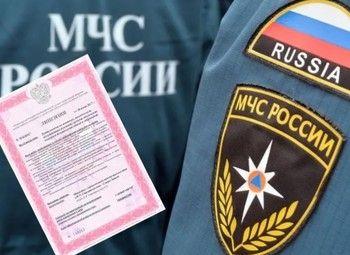 ООО с лицензией МЧС / чистая история, без долгов