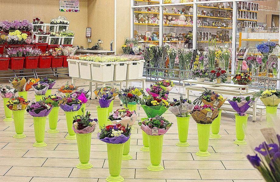 Магазин цветов с доп. доходом / Работает 5 лет