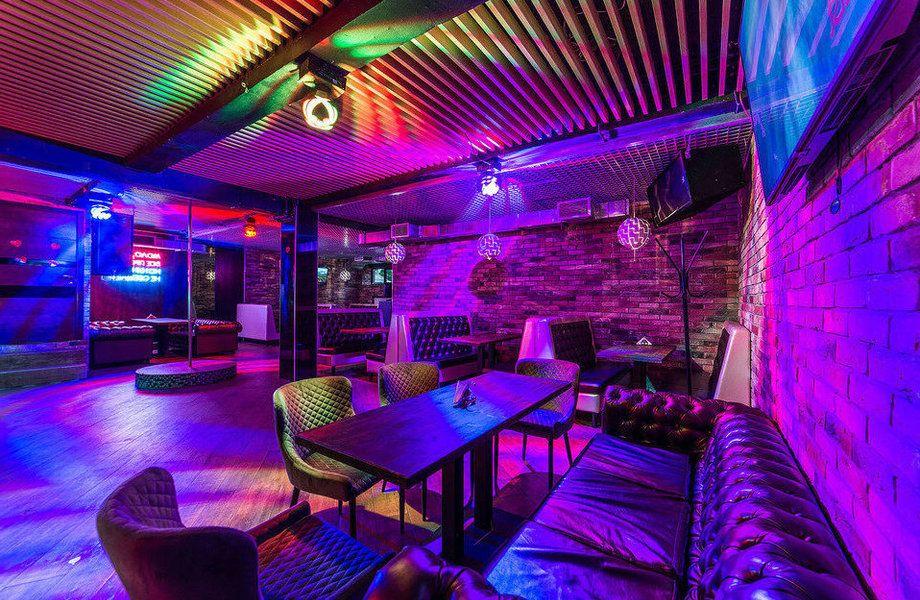 Ночной клуб/бар в выгодной локации (работает 3 года)