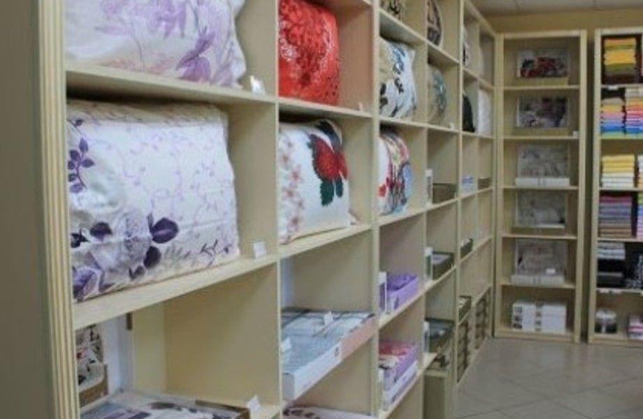 Магазин розничной и оптовой торговли текстиля/ 5 лет работает
