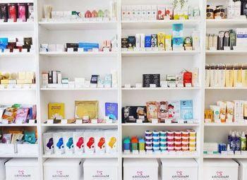 Магазин азиатской косметики с низкой арендой
