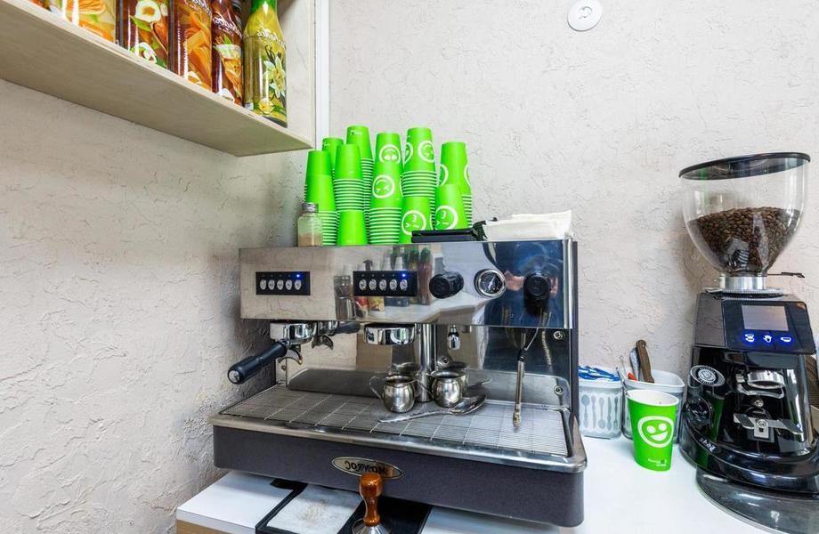 Кофейня без конкуренции (доход от 150 тыс. руб)