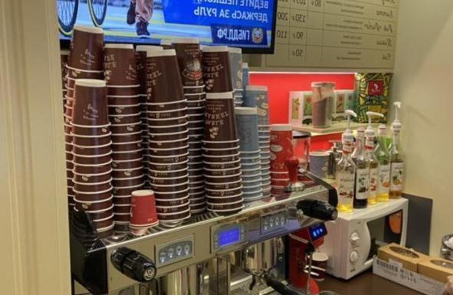 Минимаркет с кофейней / Подтвержденная прибыль