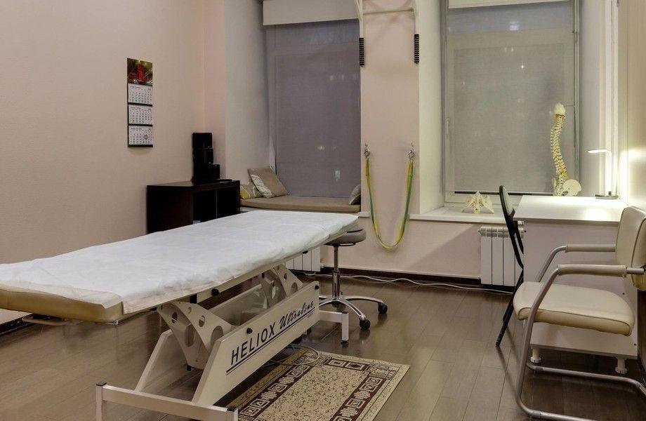 Медицинская клиника в жилом районе (бизнесу 5 лет)