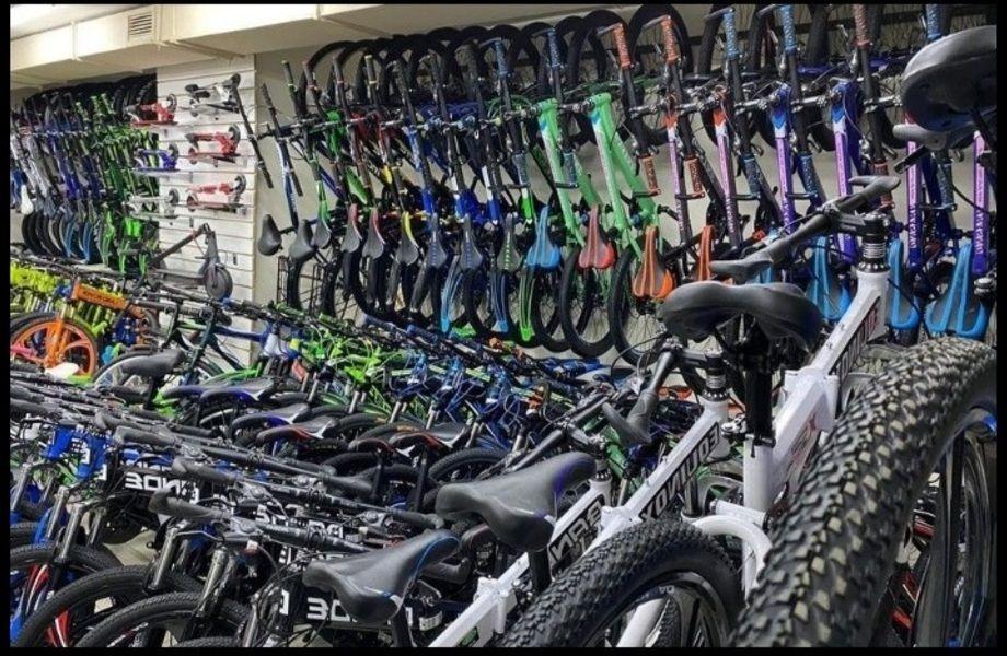 Магазин велосипедов и электросамокатов с быстрой окупаемостью