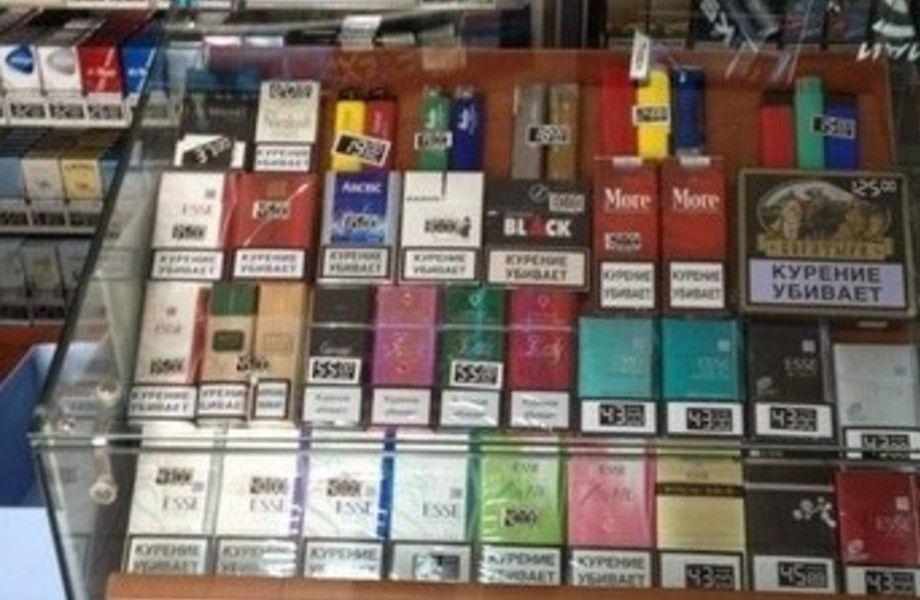 Магазин табачной продукции  (бизнесу 5 лет)