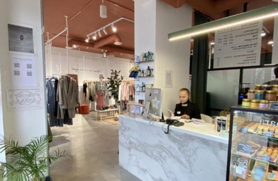 Магазин женской одежды с официально зарегистрированым брендом