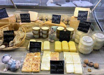 Сеть сырных магазинов / Стабильная прибыль