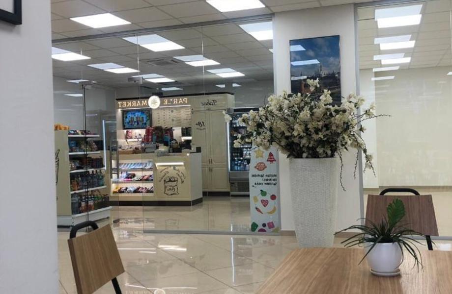 Сеть кафе в бизнес-центрах с перспективой роста