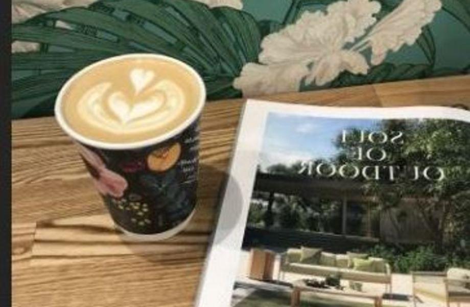 Кофе с собой на юге/ Бизнесу 4 года