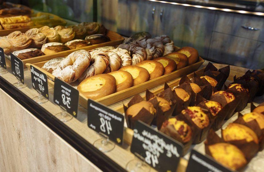 Пекарня неполного цикла /без конкурентов у метро