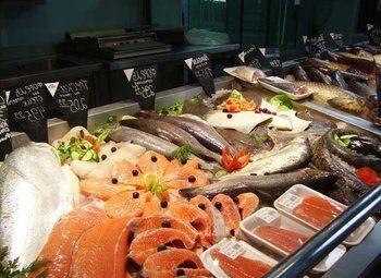 Сеть магазинов морепродуктов (9 торговых точек) / 3 года бизнесу
