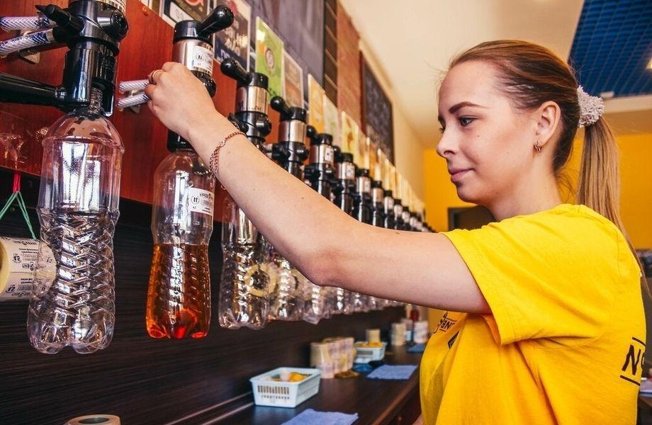 Прибыльный магазин пива в новостройках