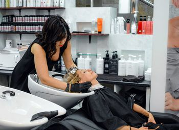 Салон красоты/парикмахерская по цене активов