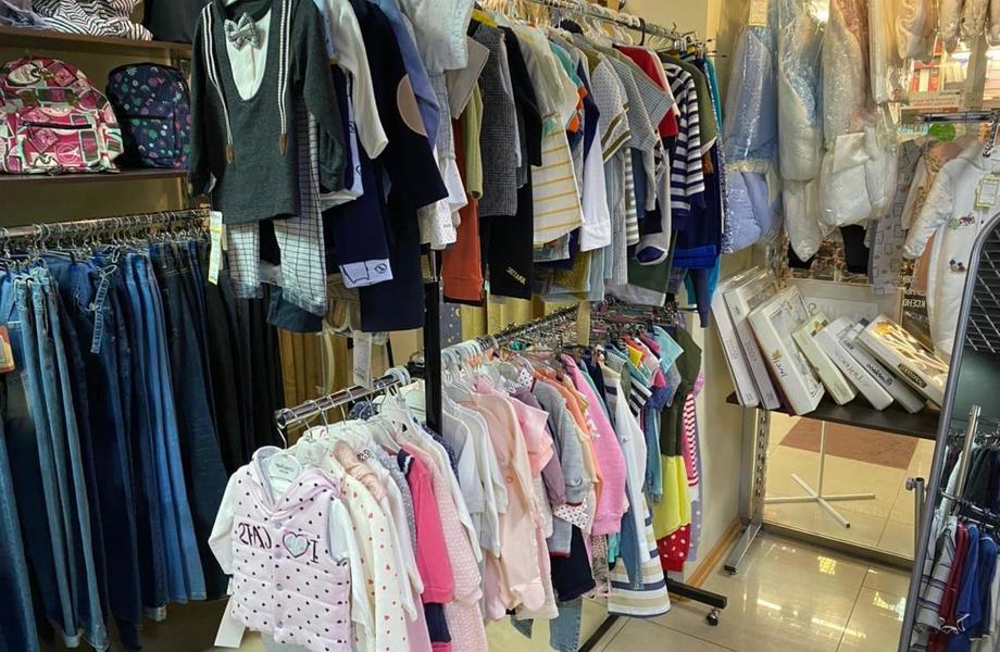 Магазин одежды и кожгалантерии / 10 лет бизнесу