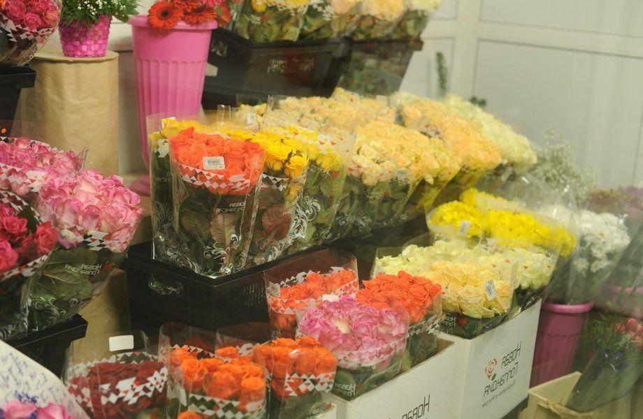 Розничная продажа цветов (доставка) / 4 года работы