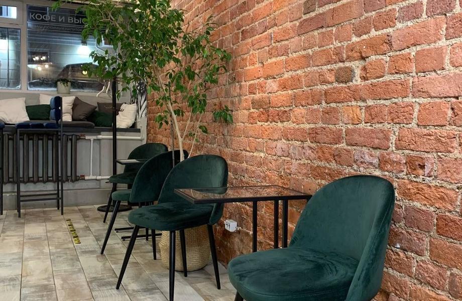 Кофейня в центре города с подтвержденным доходом