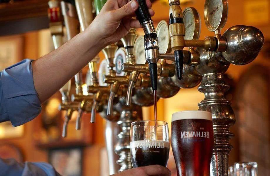 Магазин разливного пива на Проспекте Славы / Система лояльности
