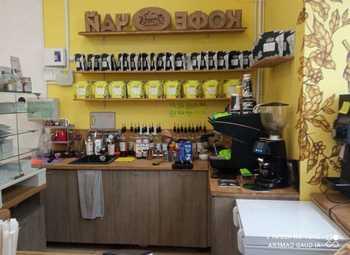 Кофейня в жилом районе