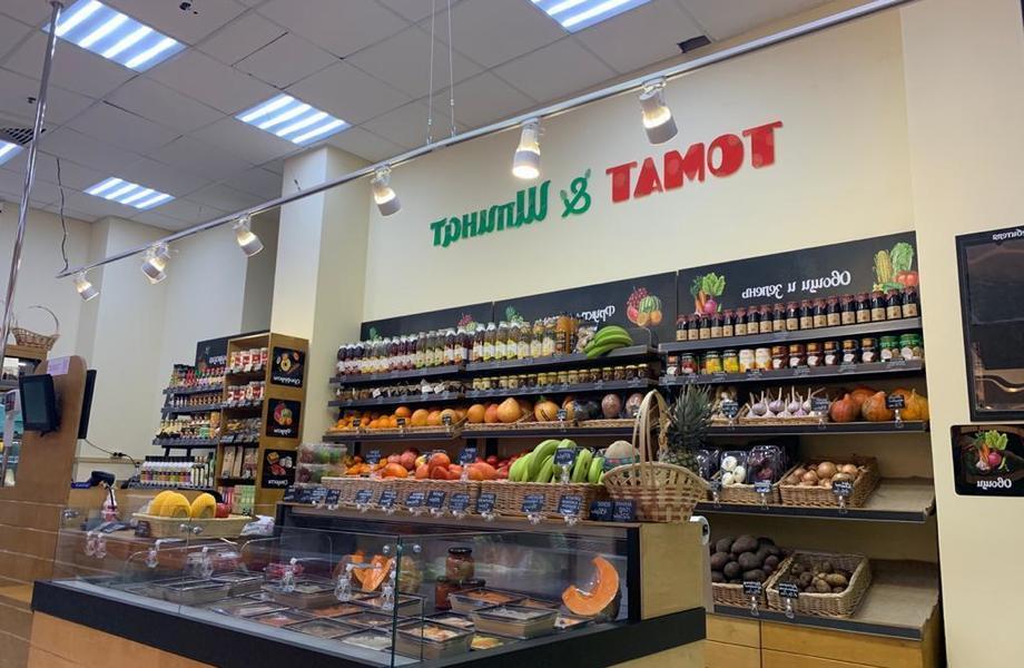 Сеть магазинов на севере и востоке Москвы (доход 476 000 рублей)
