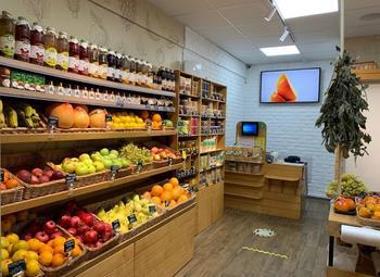 Сеть магазинов на севере и востоке Москвы. Овощи-фрукты