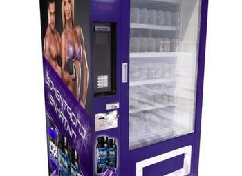 Вендинг-автоматы спортивного питания / Без конкурентов