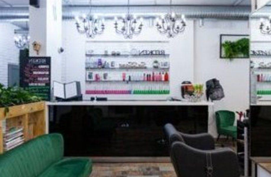 Европейская парикмахерская с возможностью выкупа всех салонов сети