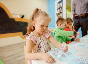 Детский сад с английским языком / Бизнесу 7 лет