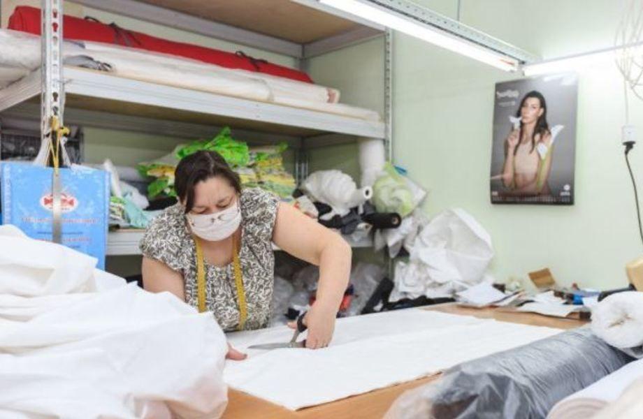 Мастерская по пошиву детского текстиля (6 лет работает)