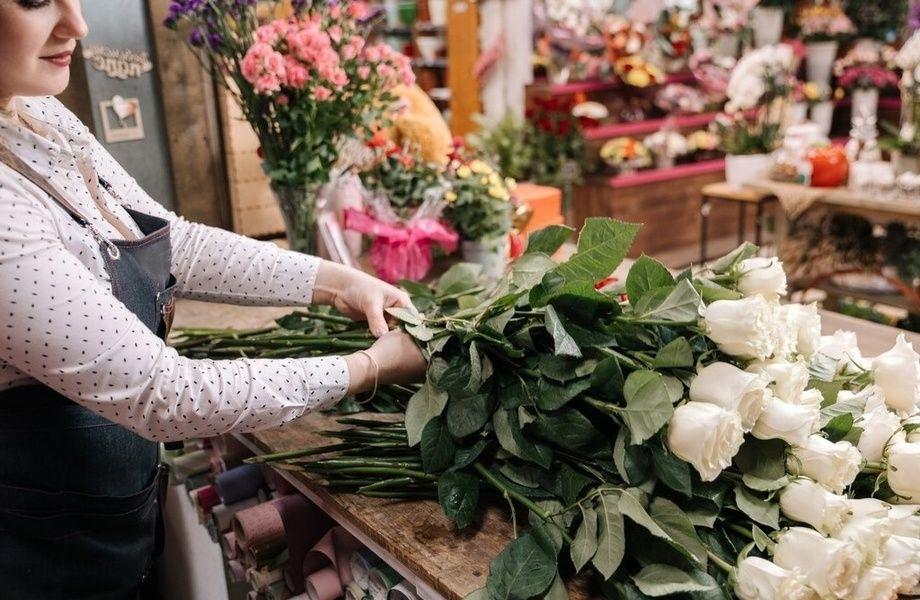 Прибыльный магазин цветов (5 лет успеха)