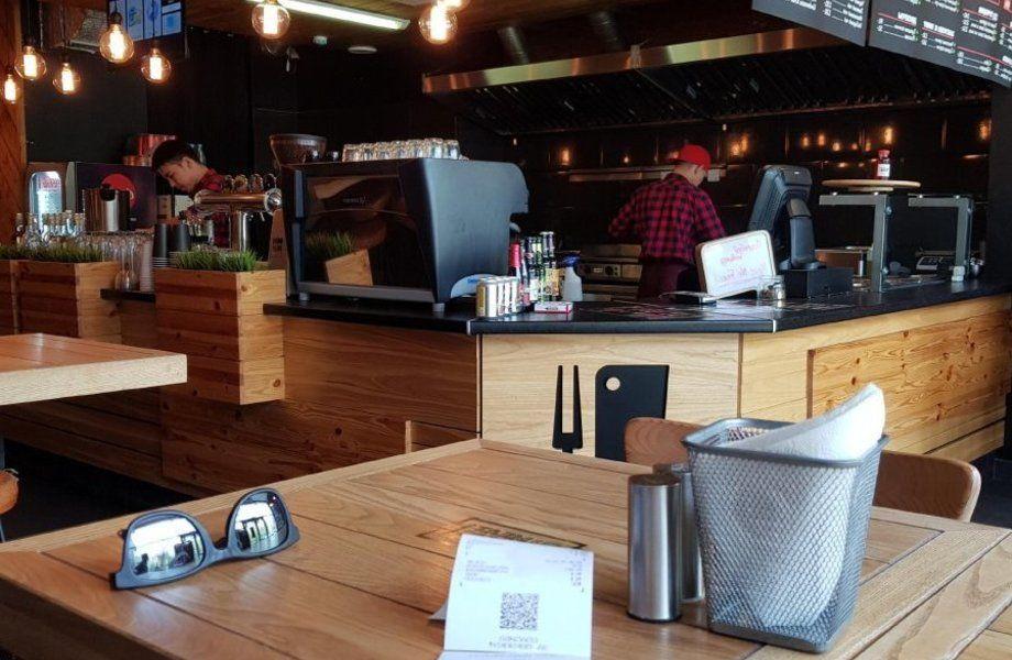 Кафе с уникальным меню / Бизнесу 5 лет
