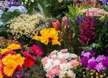 Прибыльный цветочный магазин у метро