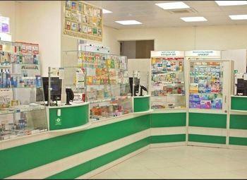 Аптечный пункт в проходимом месте