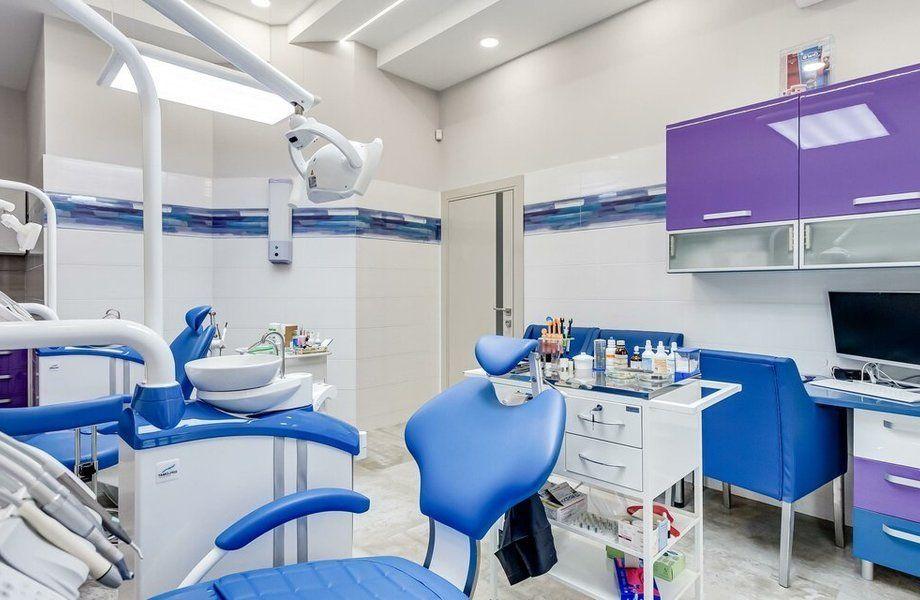 Стоматология в Приморском районе с двумя установками