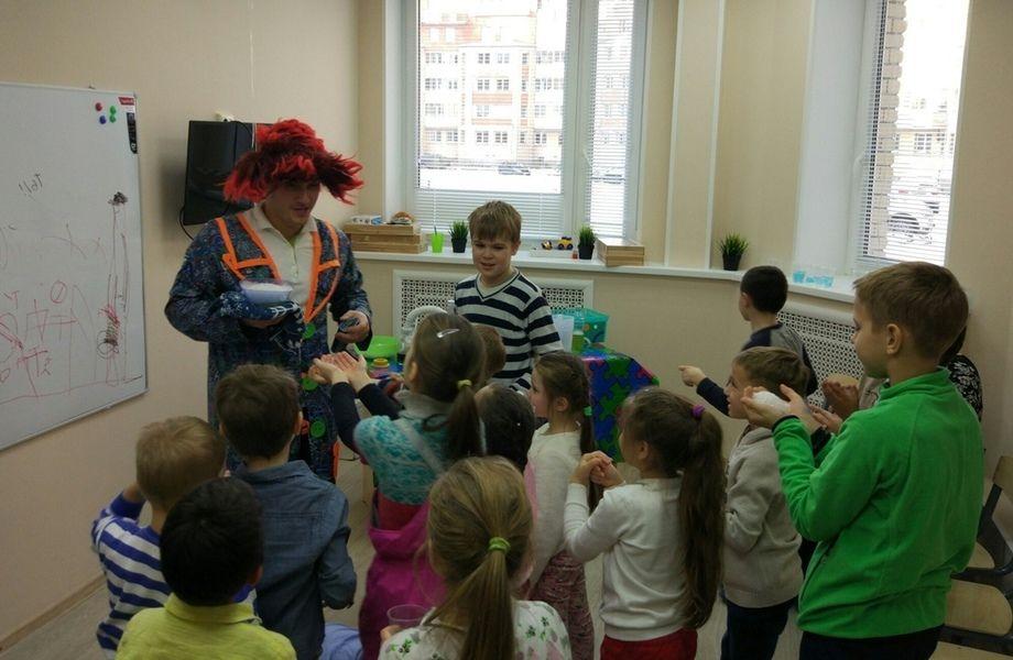 Детский сад с возможностью получения лицензии на юге СПб