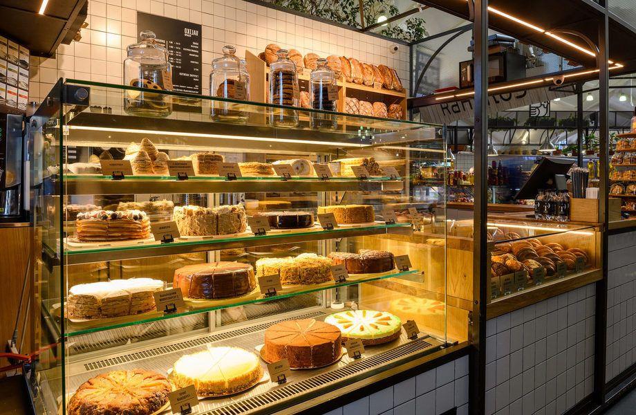 Пекарня (полного цикла) на 1-й линии с новым оборудованием