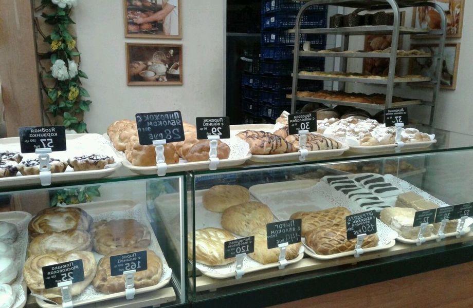 Мини-пекарня с отличным трафиком и прибылью 50к