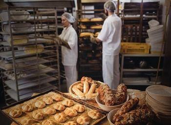 Пекарня с высоким доходом