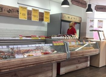 Магазин мяса и полуфабрикатов на юго-востоке города