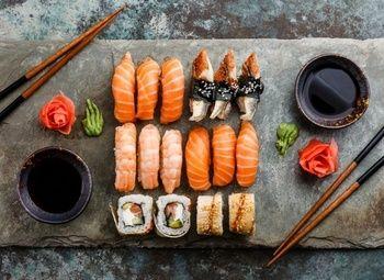 Доставка суши с прибылью от 100 000 рублей