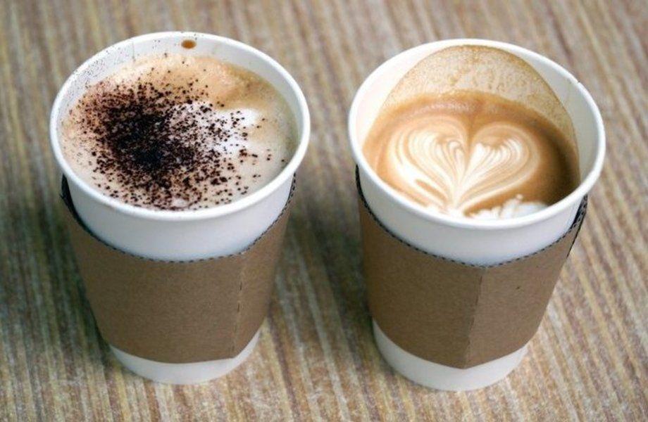 Кофе с собой с высокой проходимостью