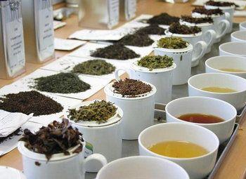 Собственное чайное производство с клиентской базой