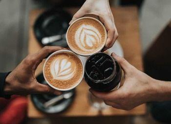 Кофе-точка в ТЦ с высокой проходимостью