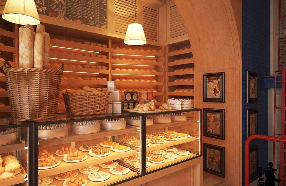 Пекарня во франшизе с подтвержденным доходом