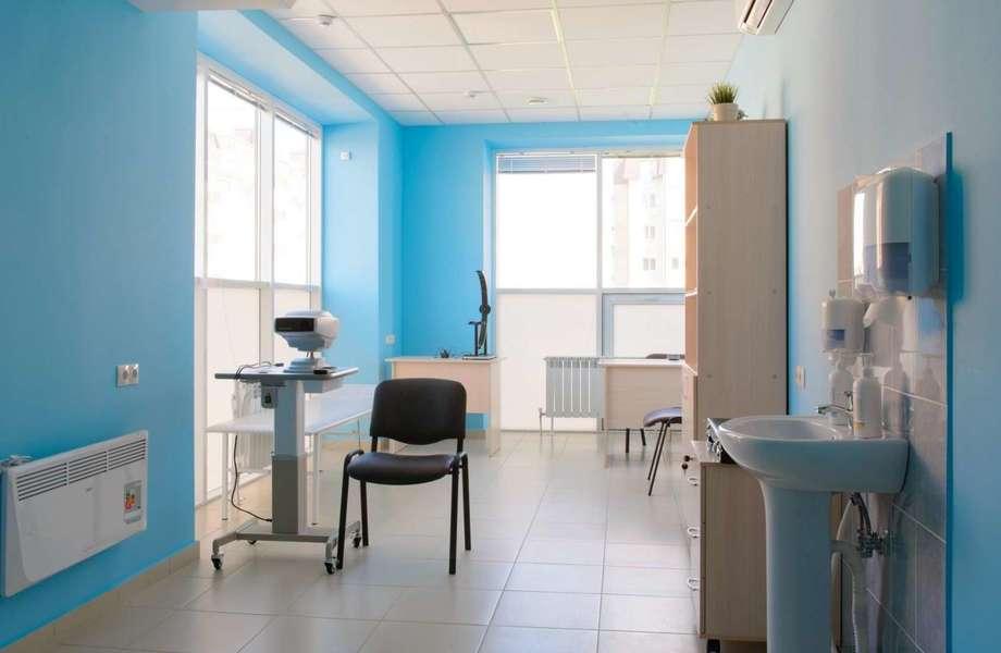 Центр медицинской реабилитации (бизнесу 9 лет)