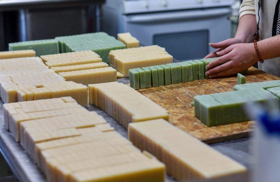 Производство одноразового мыла / Доход 300 тысяч