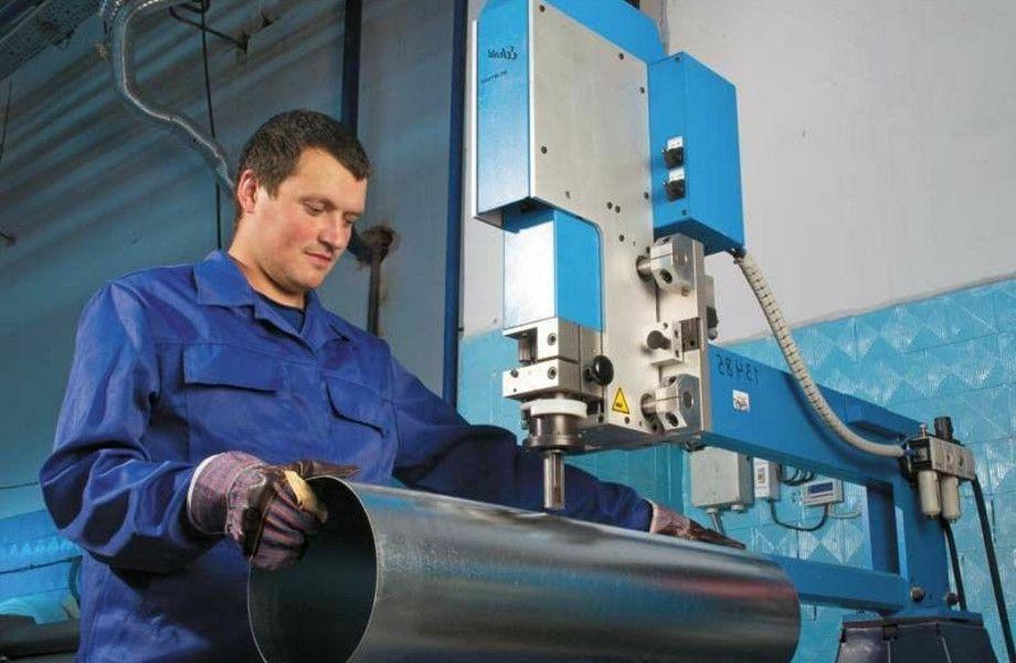 Металлообрабатывающее производство с налаженным сбытом